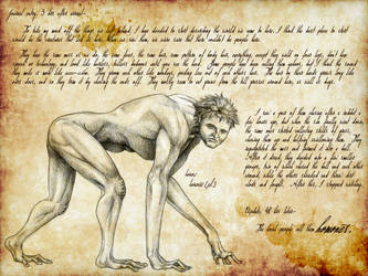 Sketch Commission - Homons by jocarra