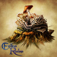 Endless Realms bestiary - Fungal Ooze by jocarra