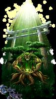 Endless Realms - Spirits by jocarra