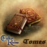 Endless Realms - Tomes by jocarra