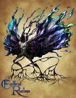 Endless Realms bestiary - Somniophile by jocarra