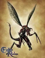 Endless Realms bestiary - Havok by jocarra