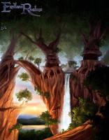 Endless Realms - Skidi Ruins by jocarra