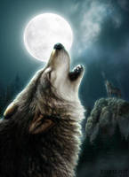 Commission - Lunar Chorus by jocarra