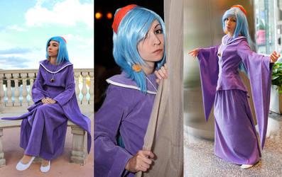 Schala - Princess of Zeal, Prisoner of Fate by NiGHTmaren-Cosplay