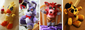 FNAF - Spooky Babies by NiGHTmaren-Cosplay