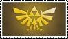 Zelda Royal Crest Stamp by Nintendo-Artist-Club