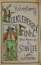 Hulkleberry Fin by artildawn