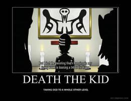 Kid-Kun Motivational Poster by Kaori18