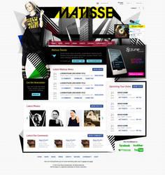 Matisse - Unused Comp by manya