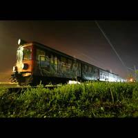 Railfan at Night 002 by digital-story