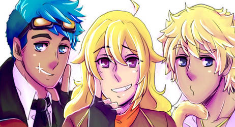 Swag team by NaitouRSE