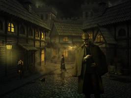 Sherlock Homes by gestandene