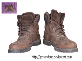 Old Shoes 2 by gestandene