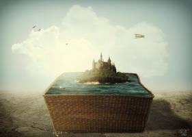 Island-in-the-sea by gestandene