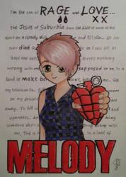 Manga Melody by pandapopx