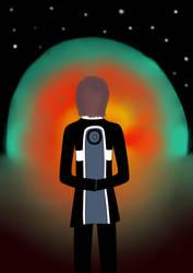 Commander Shepard by sapphi20