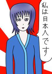 'I'm japanese' by sapphi20