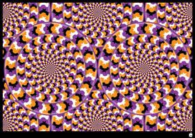 Optical Illusion by cybernation