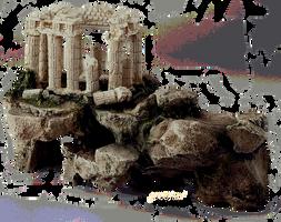 stock Ruine 4 by 1989juni