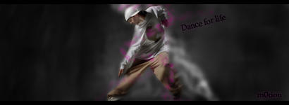 Dance for life by dark-motion