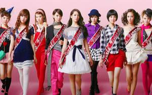 Girls' Generation 1280 x 800 by milkystepsx3