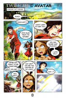 Twilight of the Avatar pg 1 by CD007