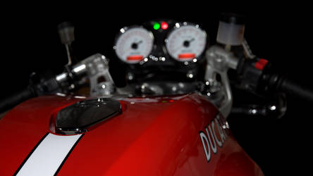 Ducati Sport Classic 1000 by desss