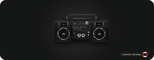 Boombox by OtherPlanet