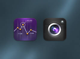 iPhone icons (wip) by OtherPlanet
