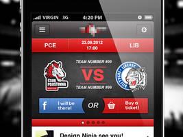 Hockey (app) by OtherPlanet