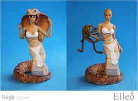 Naga Bjd Doll 10 by leo3dmodels