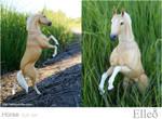 Horse bjd doll 04 by leo3dmodels