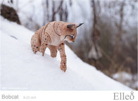 Bobcat Bjd Doll 03 by leo3dmodels