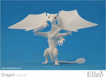 Dragon Bjd Doll 07 by leo3dmodels