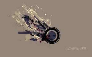 Abstract Vector Wallpaper by CobraGFX