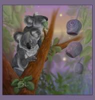 Koala by daisy7