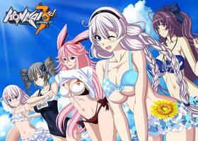Honkai Impact : Summer Festival by Artemisumi