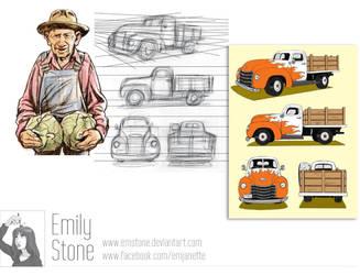 Portfolio 2011 p. 6 by emstone