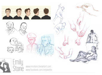 Portfolio 2011 p. 2 by emstone