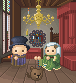 Emote Arnolfini Portrait by happy-gurl