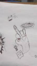 doodls by noonefincares