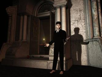 Night Visitor by NEONnyc