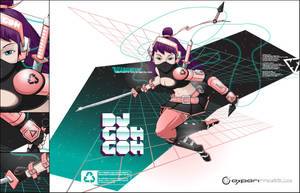 DJ Goh-Goh by experimettle