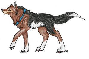 Laika .:AT:. by RedSoulWolf13