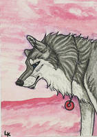 Maya ACEO by RedSoulWolf13