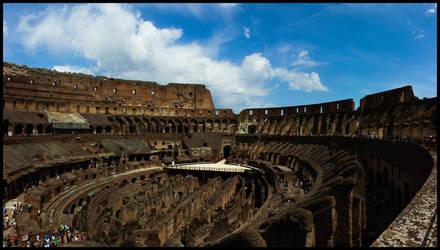 Colosseum by VSeliott