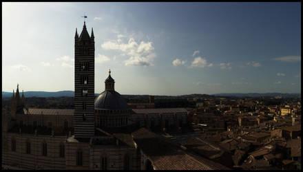Siena Cathedral by VSeliott