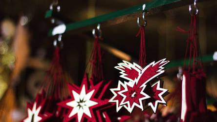 Christmas Stars by VSeliott