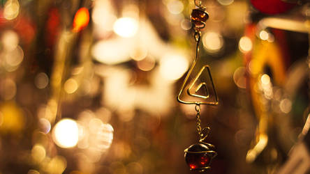 Christmas Magic by VSeliott